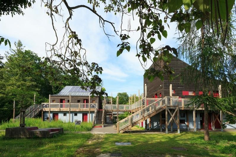 Hébergements pour chercheurs et étudiants - Station d'écologie forestière de l'université de Paris Diderot - Fontainebleau